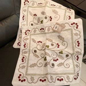 Brand new Holiday Pillow Cases